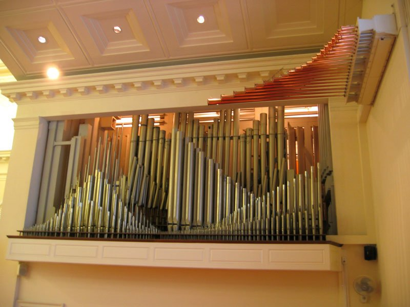 Brainerd UMC Organ